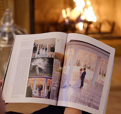 Стильное свадебное издание WHITE Sposa Russia поступило в продажу!