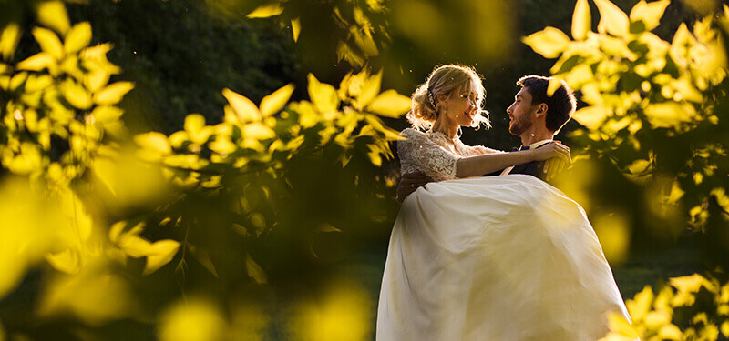 «Вишневый сад». Свадьба Валентина Кротова и Натальи Ходуновой