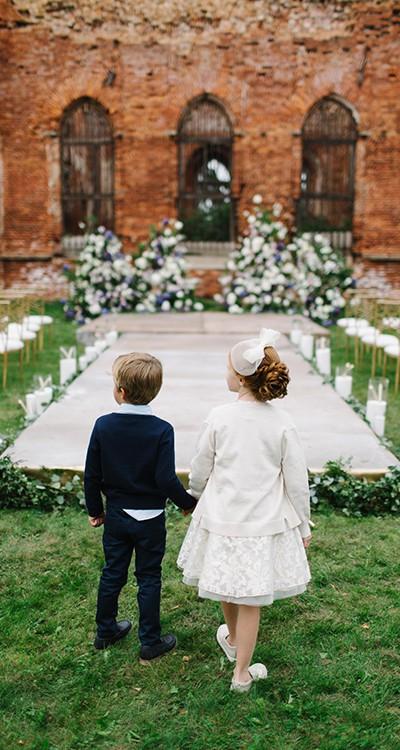 Свадьба Екатерины и Антона