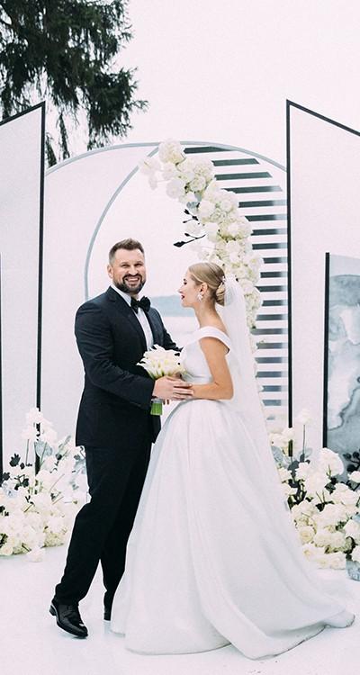 Свадьба Дарьи и Дмитрия