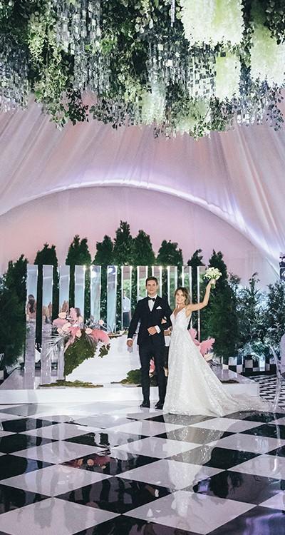 Свадьба Марии и Даниила