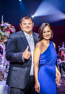 Грандиозный «Wedding Ball 2015»