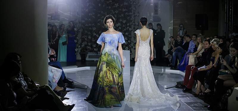 Показ новой коллекции Haute Couture by Svetlana Lyalina