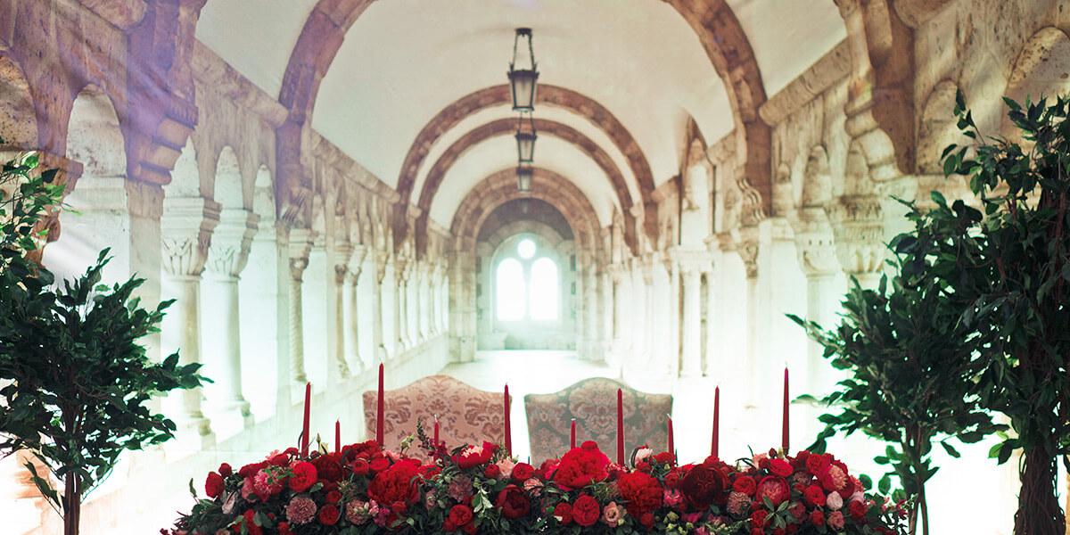Свадьба Анастасии и Ивана «Свадьба в итальянской усадьбе» data-verified=