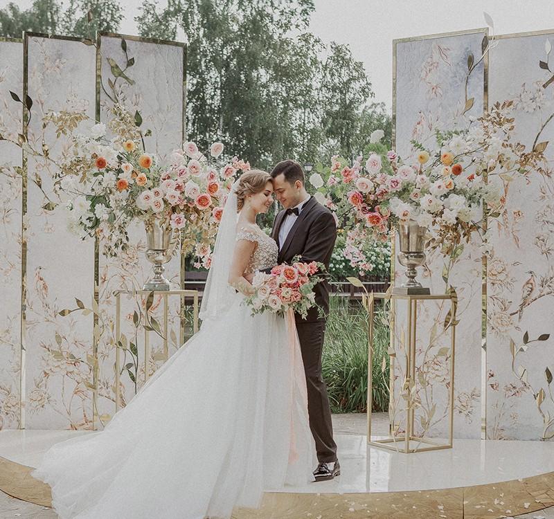 Свадьба Анастасии и Андрея