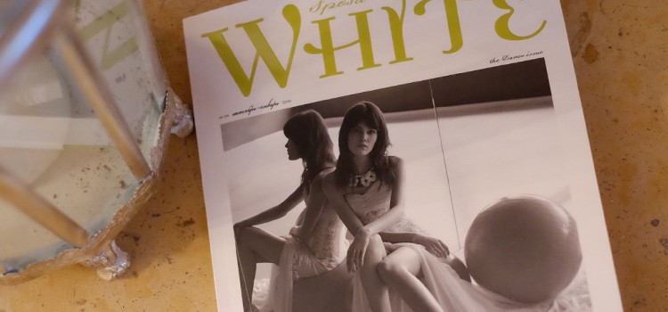 Журнал WHITE Sposa Russia №9 октябрь-январь 2016года.