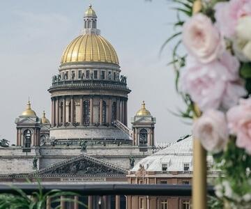 Свадьба под ключ в Санкт-Петербурге